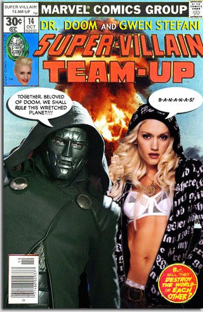 Super Villain Team-Up
