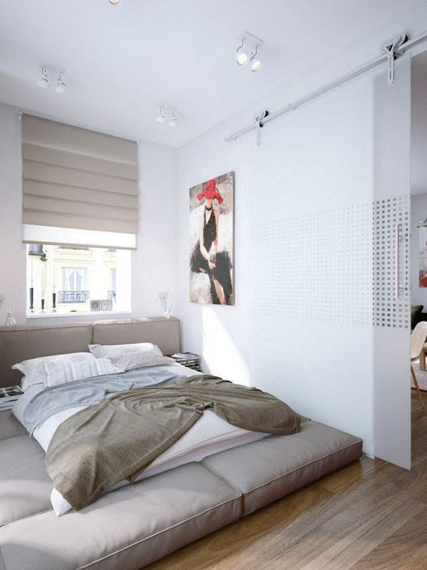 40 Small Bedrooms Design Ideas Meant To Beautify and Enlargen Your Small Home