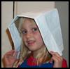 Paper<br />  Pilgrim Hat Craft for Kids  : Pilgrim Thanksgiving Crafts for Kids