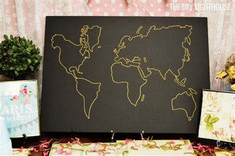 How to Throw a Travel Themed Bridal Shower on a Budget