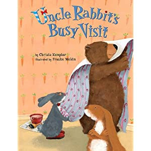 Uncle Rabbit's Busy Visit