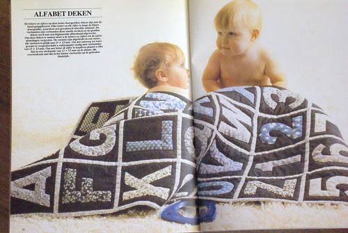 Alfabeth quilt
