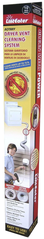 Gardus RLE202 LintEater 10-Piece Rotary Dryer Vent ...
