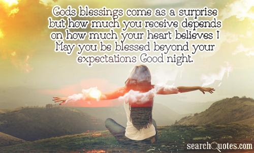 Blessed Beyond Measures Quotes Quotations Sayings 2019