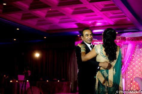 Father Daughter Dance   Wedding Reception for South Indian
