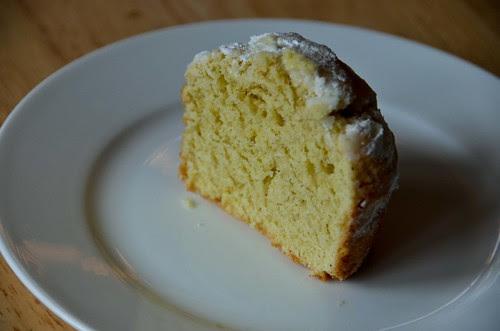 Eggnog Doughtnut Muffins