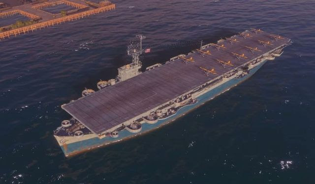 Aircraft carriers   Warship types - World of Warships Game Guide   gamepressure.com