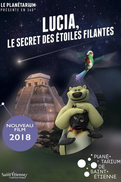 Lucia Le Secret Des étoiles Filantes 3d Département De