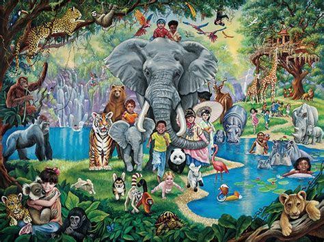 Paradise Playground Poster   MJC