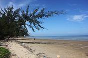 Digerus Abrasi, Pantai Kayu Angin di Nunukan Hilang 27 Meter