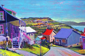 andrewhamilton_Picture_acrylic_on_canvas_3_x_4_The_North_Shore