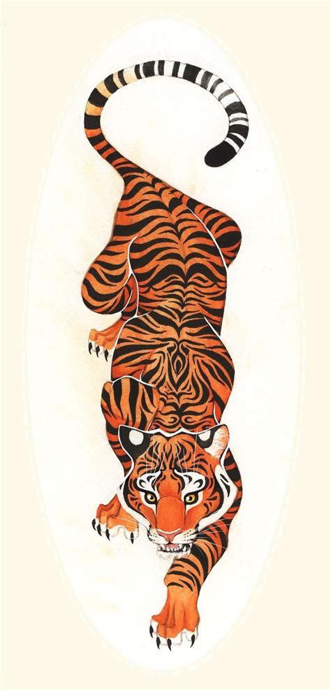 popular tiger tattoo designs