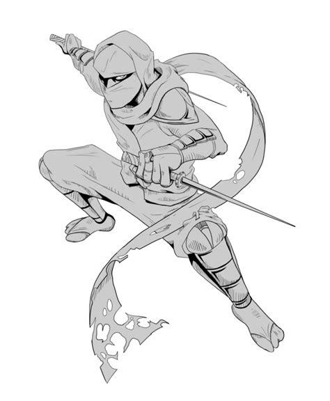 ninja ink  karr  deviantart