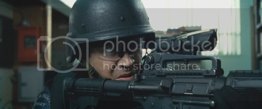 Colt M4 w/ACOG
