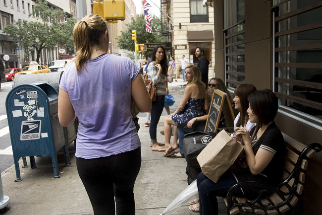 Waiting, NYC