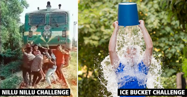 A List Of Most Viral And Craziest Trending Challenges of 2018