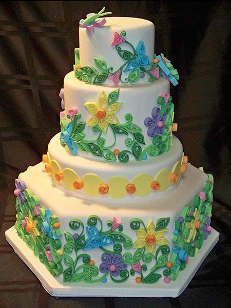 25  Best Ideas about Quilling Cake on Pinterest   Super