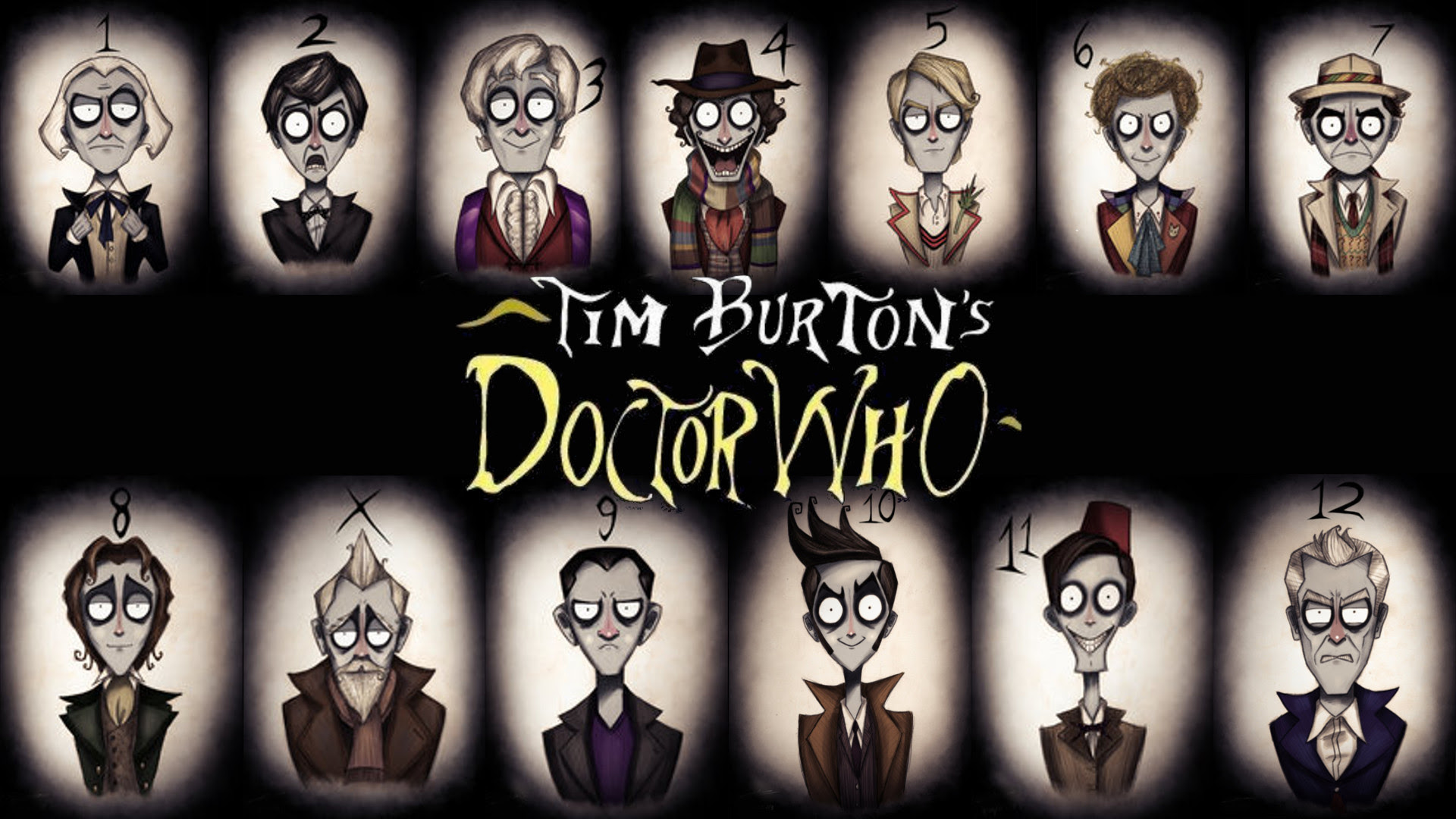 Tim Burton Wallpapers 74 Images