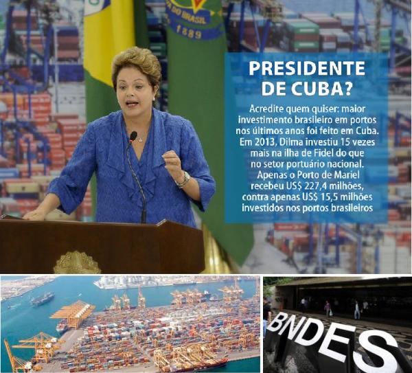 PT barra votação de projeto que impede sigilo nos empréstimos do BNDES para Cuba e outros países