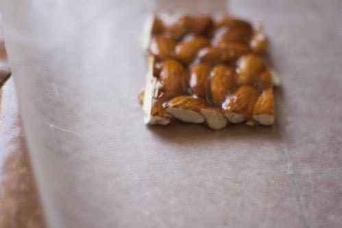almond snack bar