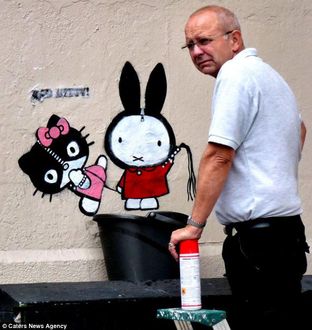 graffiti art, graffiti artist, graffiti removal
