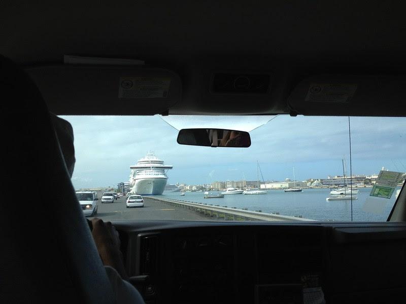 Pre-Cruise + Day 1
