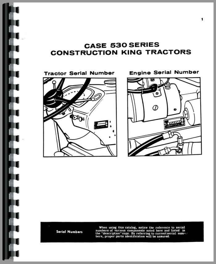 33 Info Case 530 Hydraulic System