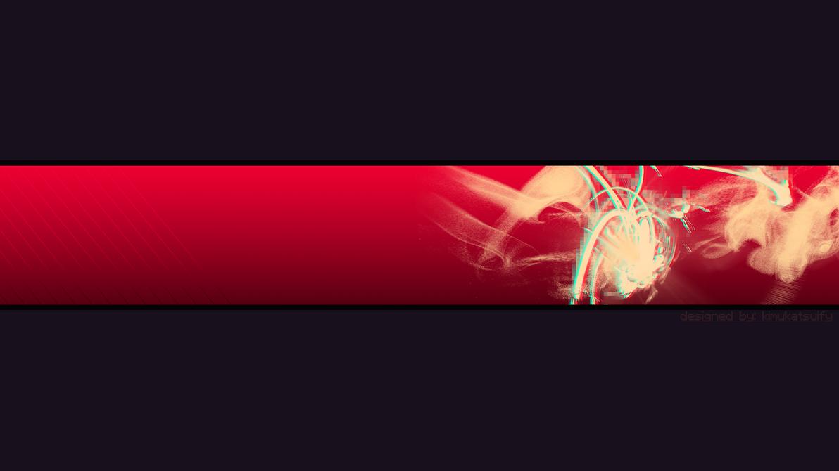 FreetoUse: Smokey Youtube Banner by kimukatsuify on DeviantArt