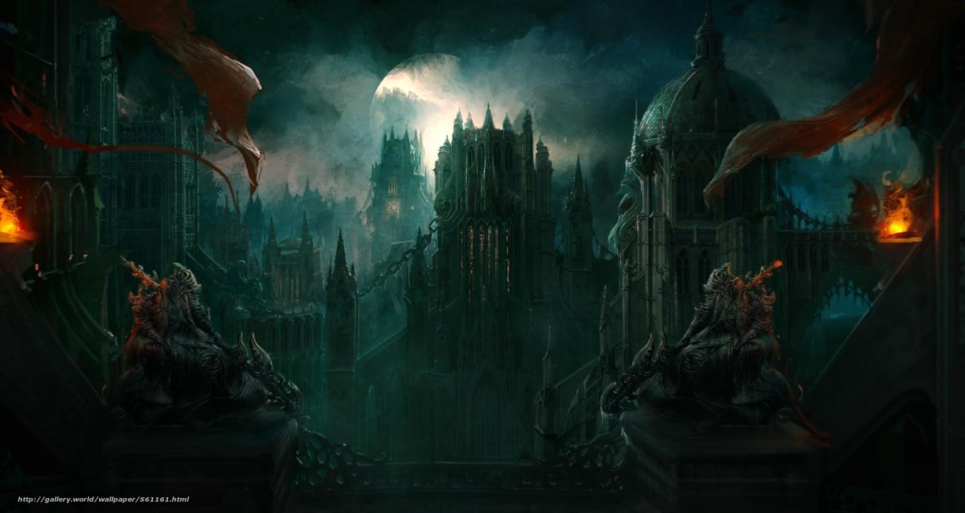 壁紙をダウンロード 悪魔城ドラキュラ ゲーム 切り裂き魔 闇の王子