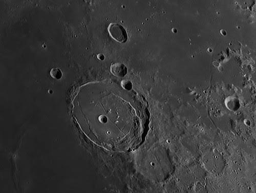 Posidonius crater - 080314 - 18:24UTC by Mick Hyde