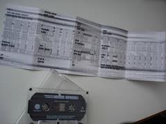 Mission: Impossible Soundtrack Cassette