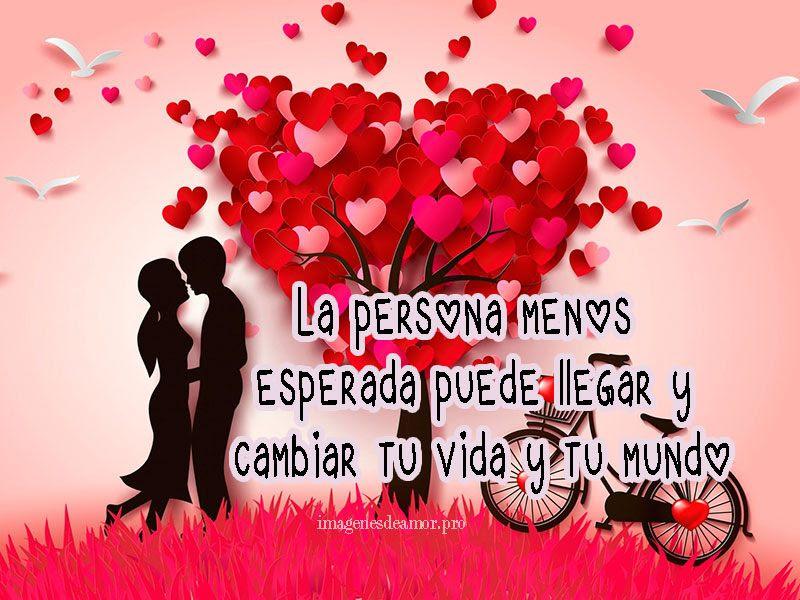 Imagenes De Amor Inesperado Con Frases Para Enamorar