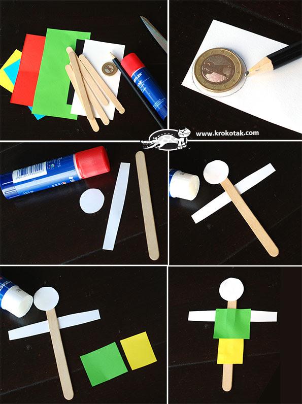 How to make  Icecream  Bookmark?