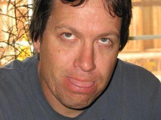 Brian's funny face web