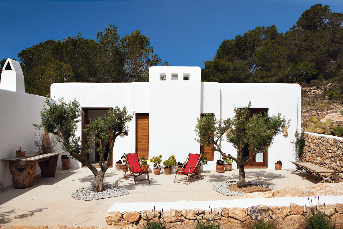 Decordemon louis galliussi 39 s house in ibiza - Casas estilo mediterraneo ...