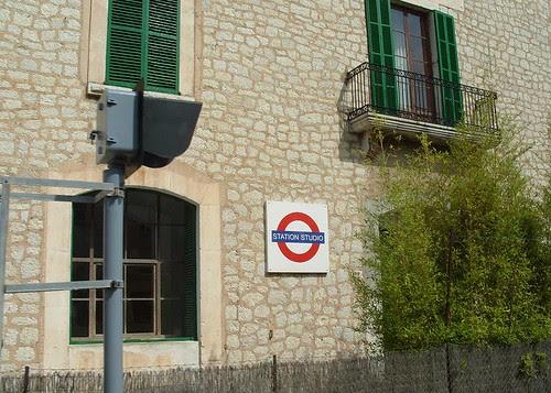 Station Studio - Mallorca by Richard & John