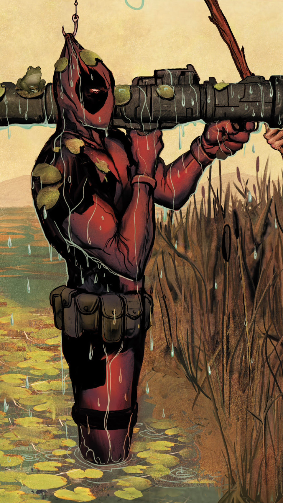 deadpooliphonewallpaperlasertime6 \u2013 Laser Time