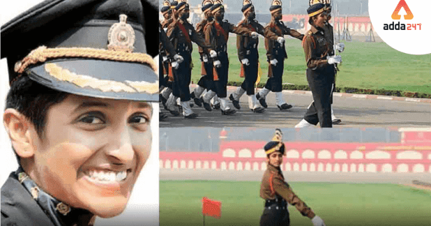 Bhavana Kasturi, First lady to lead the army contingent with a force task of 144 personnel