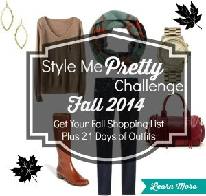 Fall Style Challenge - Button Image