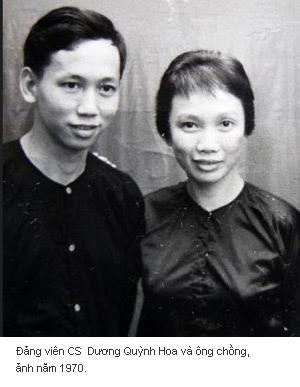 Bay Hong and Husband