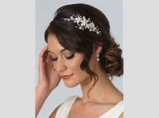 Stunning Wedding Headbands for Your Wedding Updo