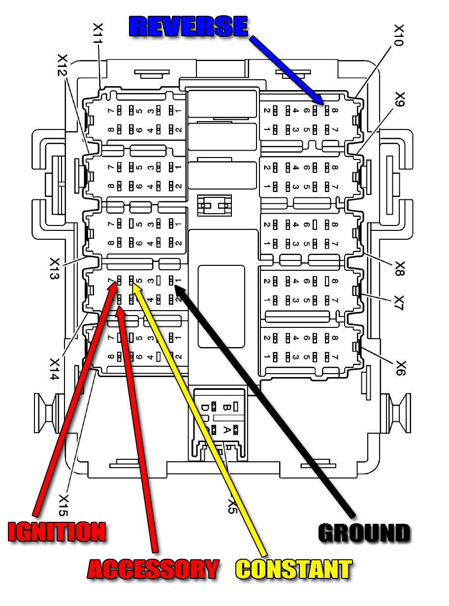 Circuit Electric For Guide: June 2008 2017 silverado tow mirror wiring diagram Circuit Electric For Guide: June 2008