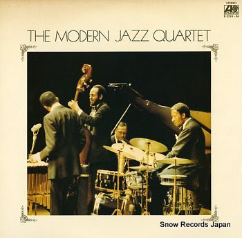 MODERN JAZZ QUARTET, THE s/t