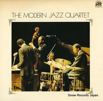 MODERN JAZZ QUARTET, THE s/t