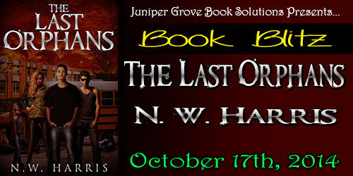 The Last Orphans Blitz Banner