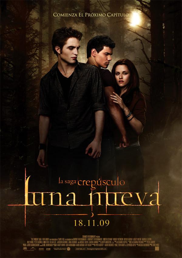 La saga Crepúsculo: Luna Nueva (Chris Weitz, 2.009)