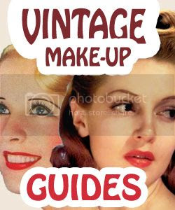 Vintage Makeup-Up Guides