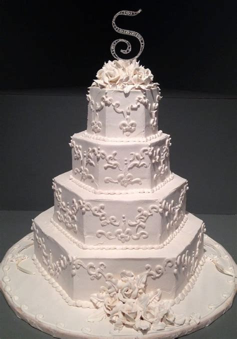 Swiss Confectionery   Wedding Cake   New Orleans, LA