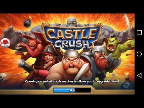 Castle Crush Android Kart Destesi Oyunu