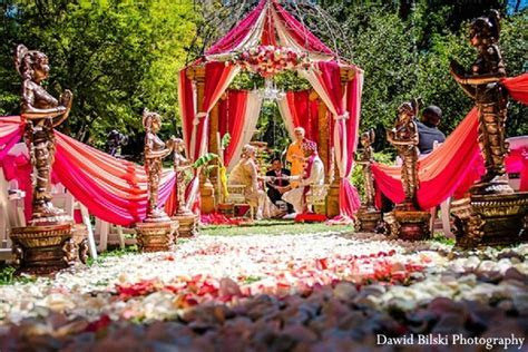 Fremont, CA Indian Wedding by Dawid Bilski Photography